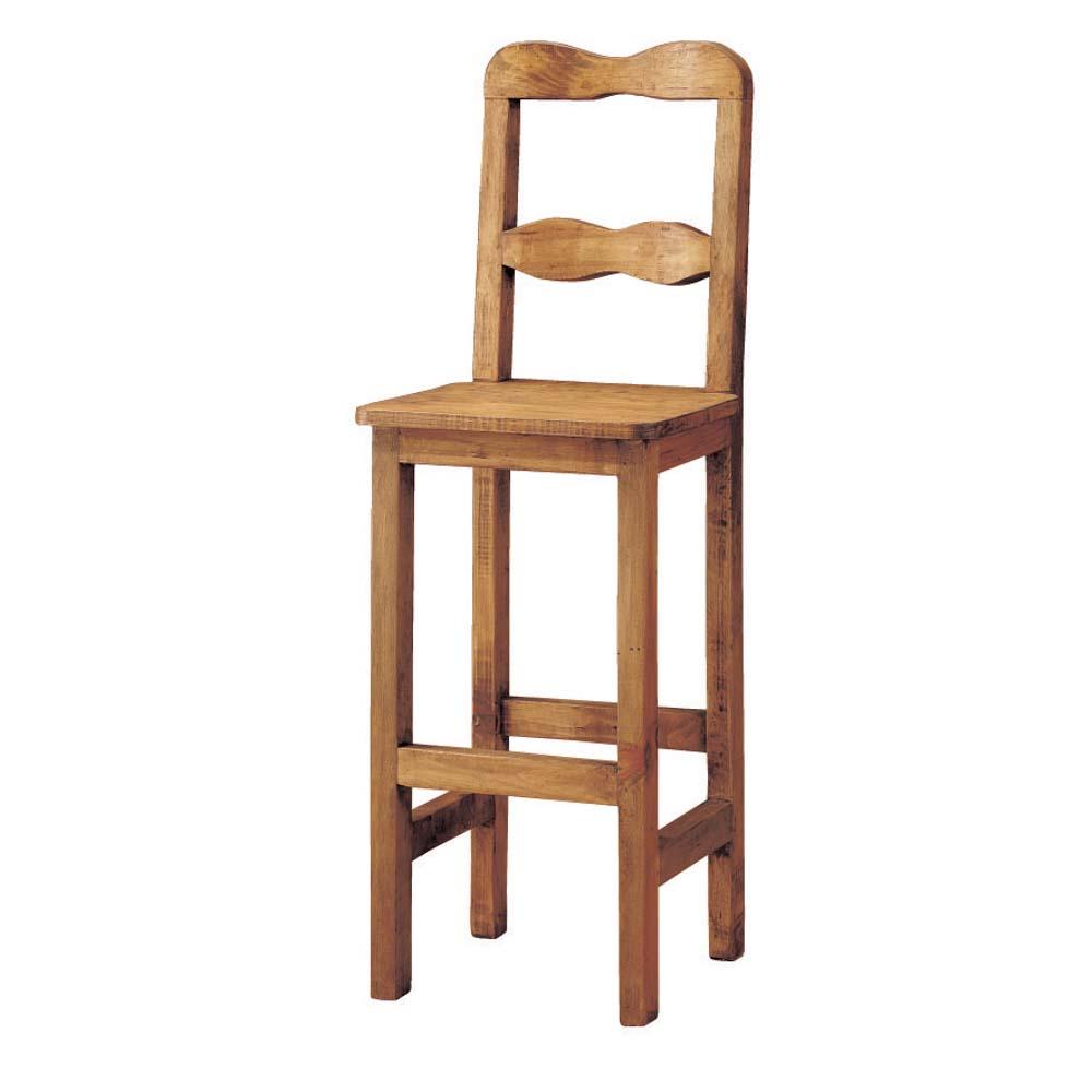 Taburete r stico 13144 myoc f brica de muebles r sticos for Taburetes de madera rusticos