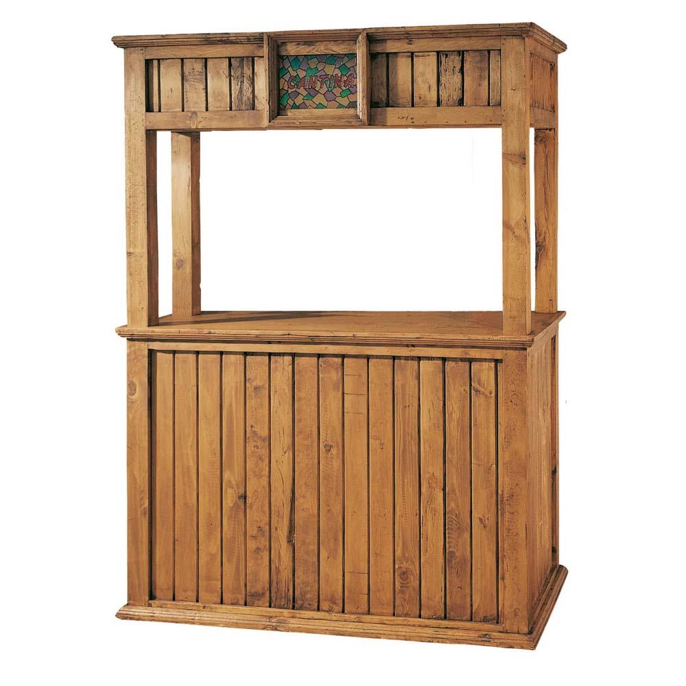 Muebles de madera maciza pino r stico y colonial en barcelona - Muebles rusticos barcelona ...