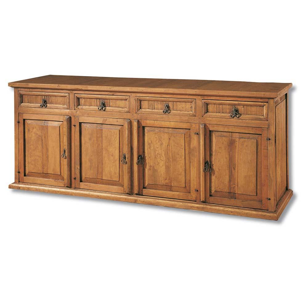 C moda r stica 24105 myoc f brica de muebles r sticos for Fabricas de muebles de madera