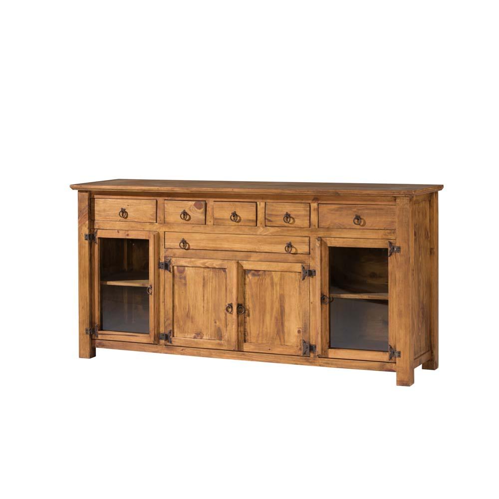 C moda r stica 24115 myoc f brica de muebles r sticos for Fabricantes de muebles de madera
