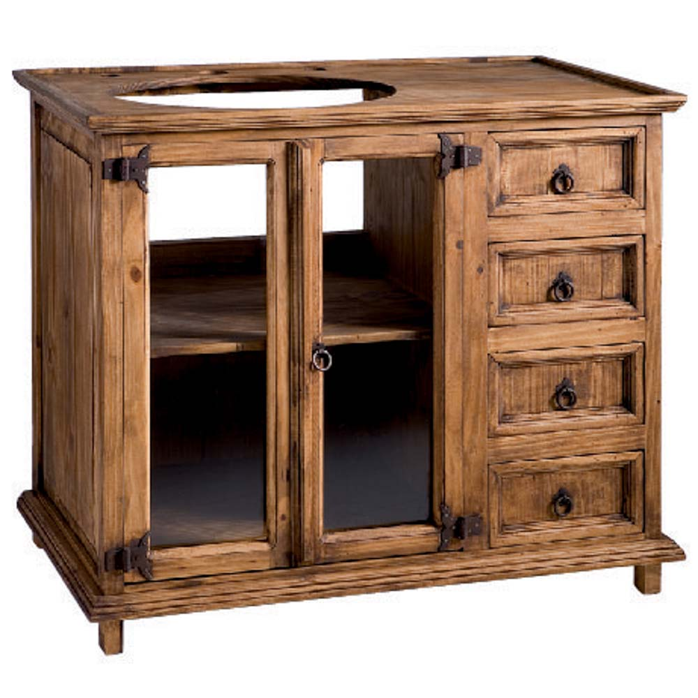 C moda myoc muebles r sticos 100 madera maciza en valencia for Muebles de pino en valencia
