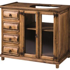 C moda ba o rustica archives myoc f brica de muebles - Muebles rusticos en sevilla ...