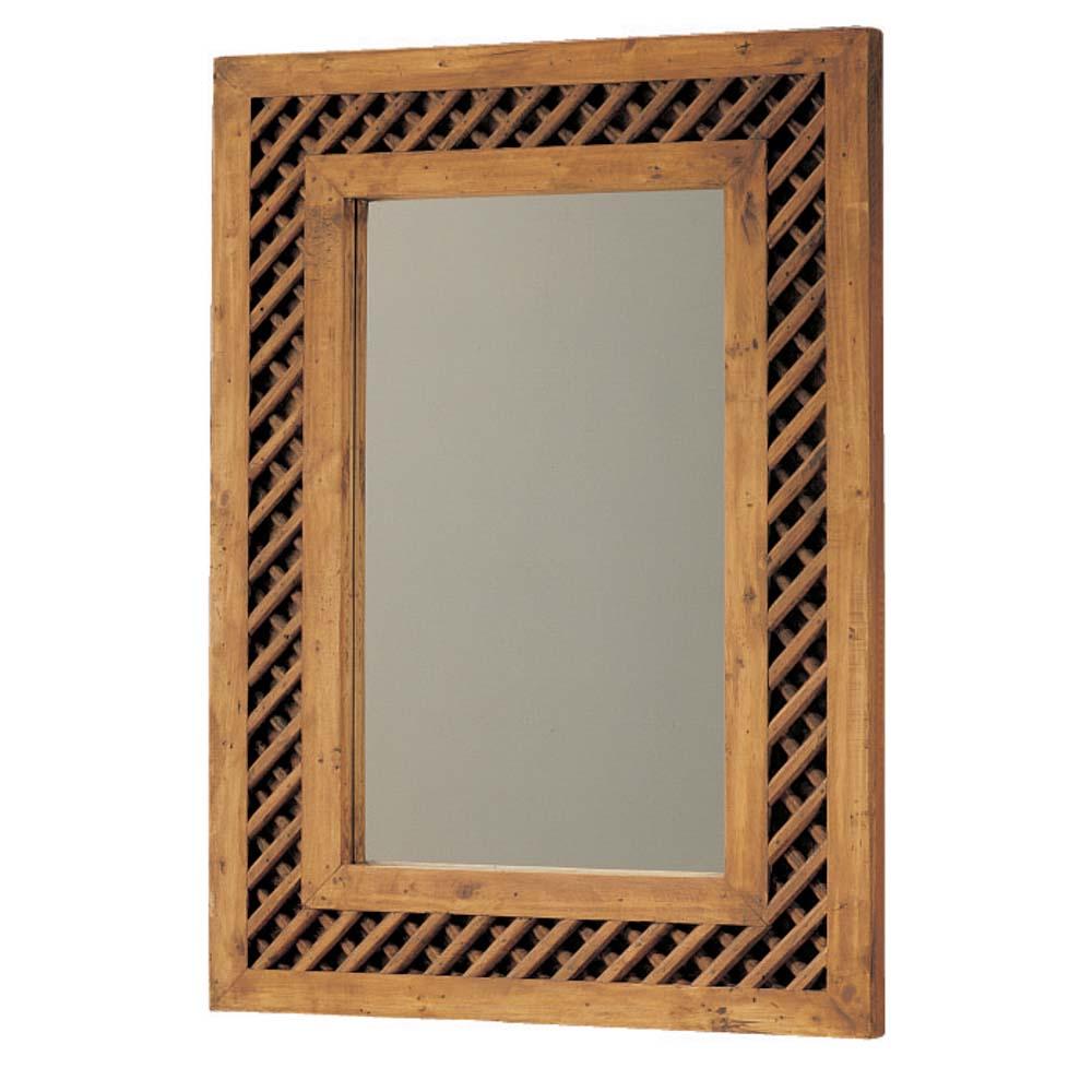 Espejo r stico emparrillado 25011 myoc f brica de - Espejos rusticos ...