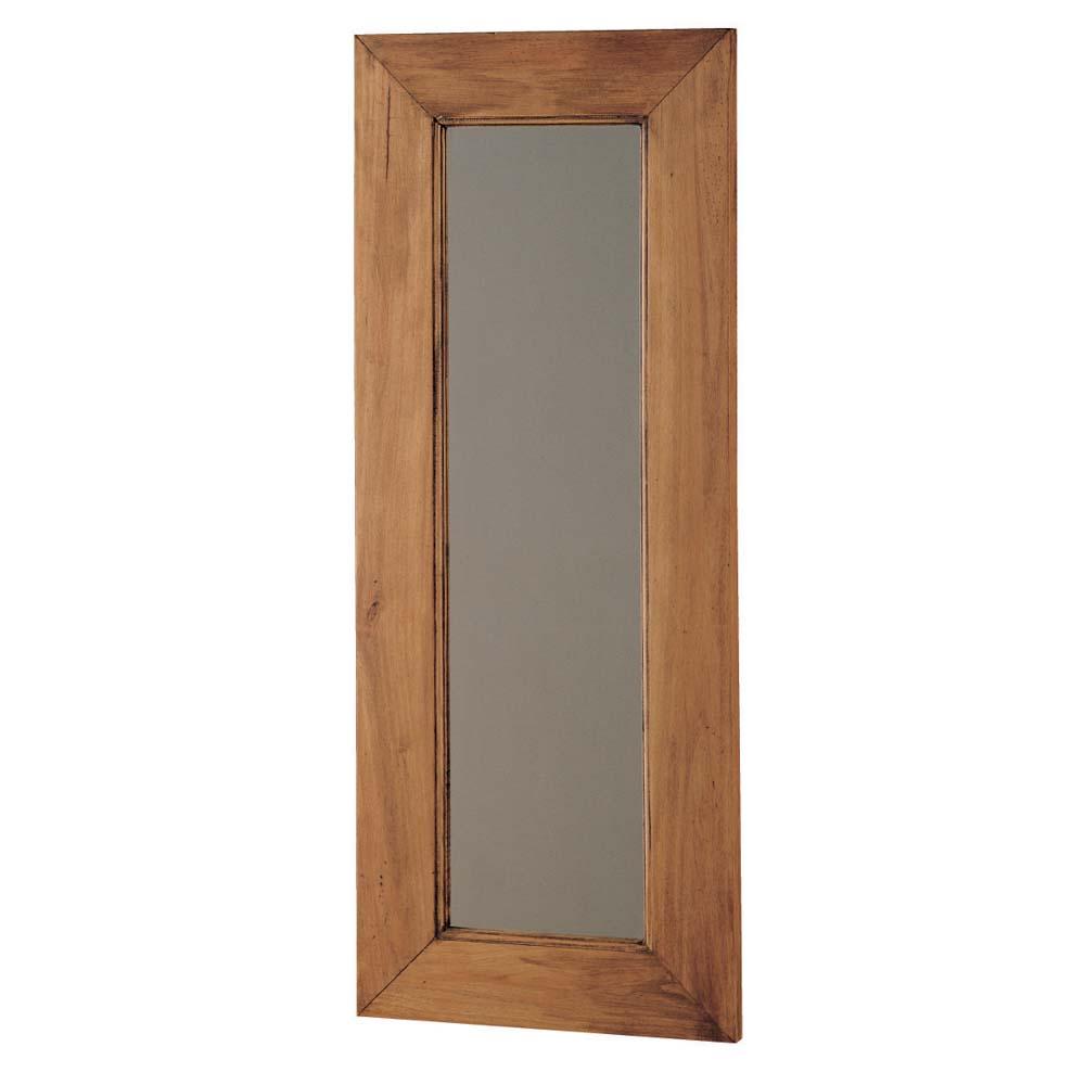 Espejo r stico myoc f brica de muebles r sticos 100 for Marcos para espejos de madera rusticos