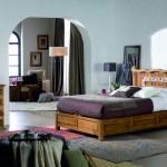 muebles dormitorio madera rústica