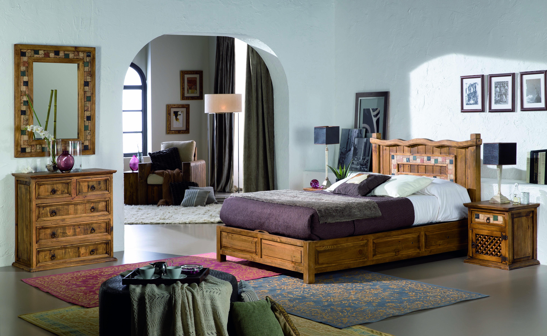 Cabecero r stico m rmol myoc f brica de muebles - Dormitorios rusticos juveniles ...