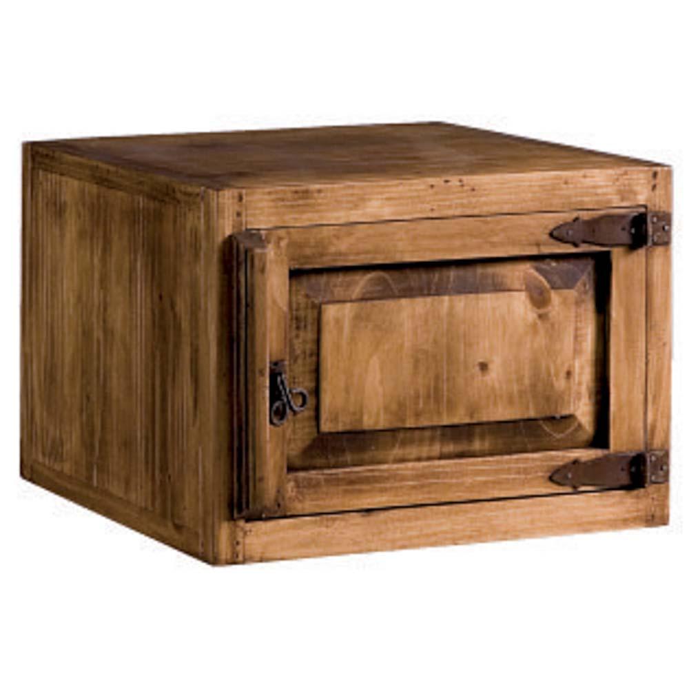 altillo madera rústico