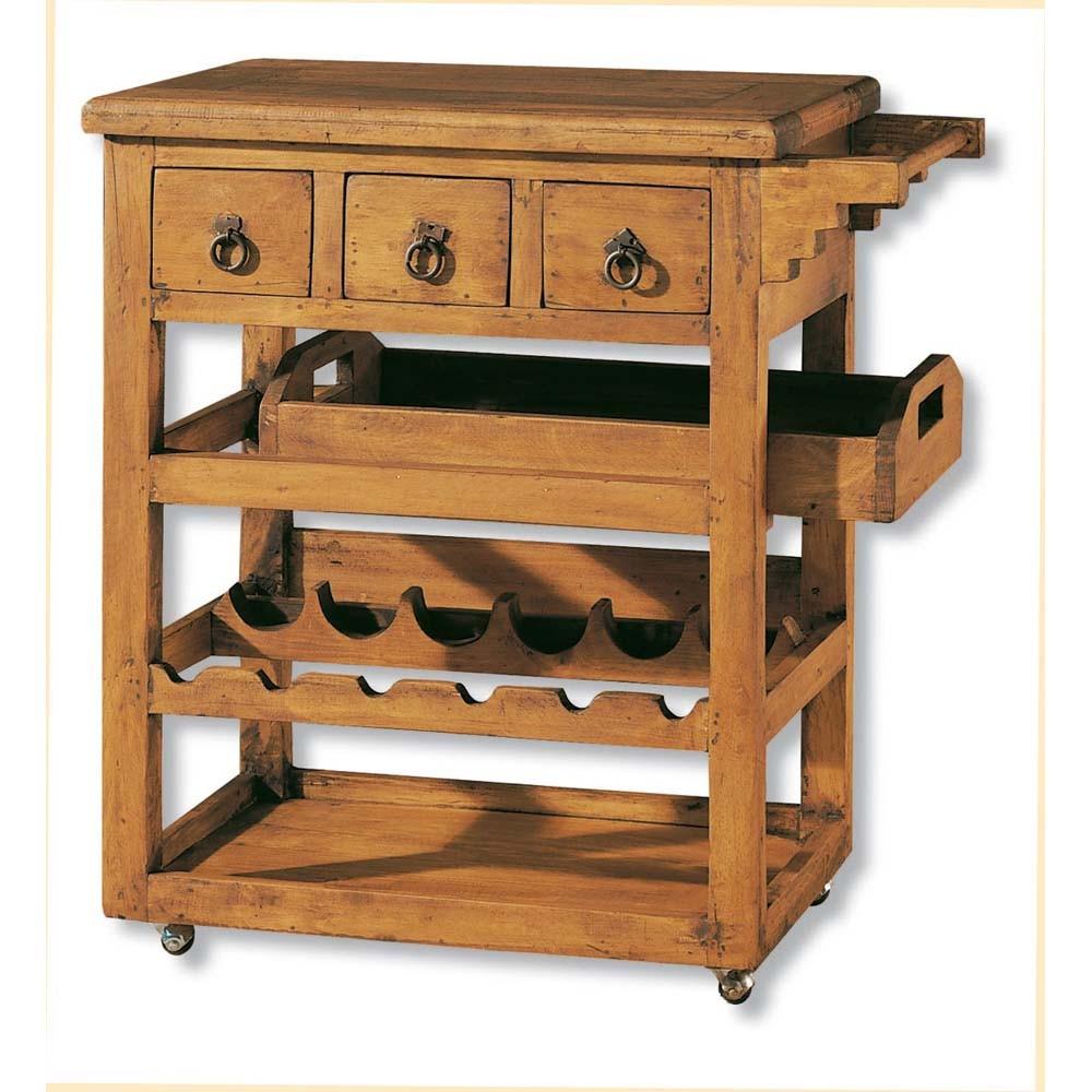Camarera myoc f brica de muebles r sticos 100 madera - Fabrica de muebles en madera ...