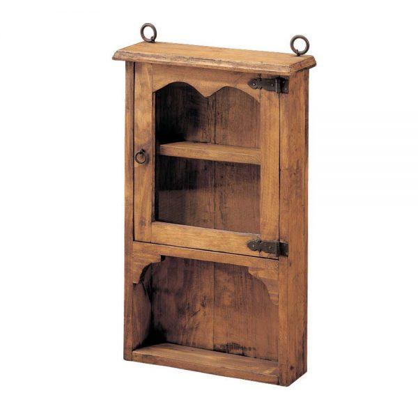 mueble porta llaves de madera