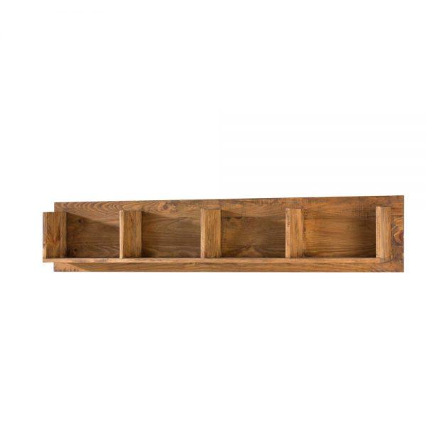 estante de pared madera