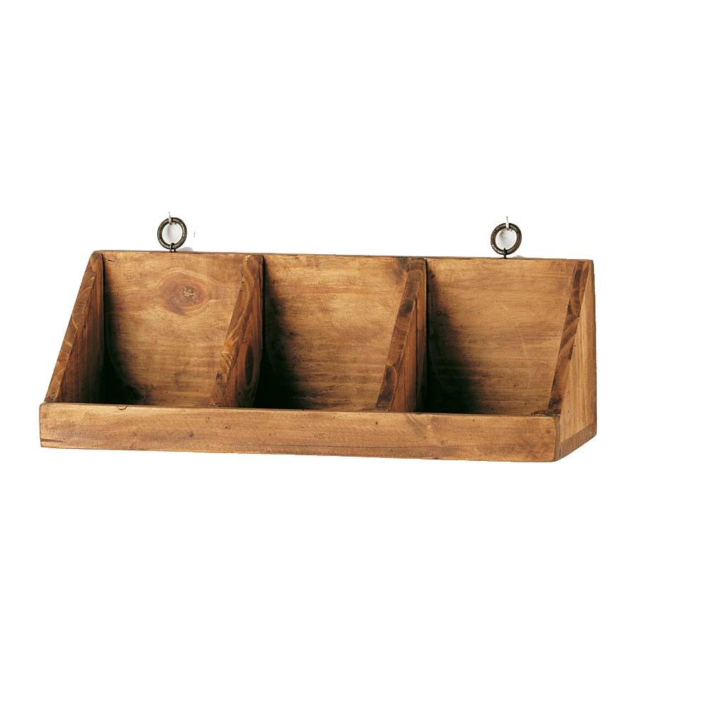 Estante r stico 31096 myoc f brica de muebles r sticos for Fabricantes de muebles de madera