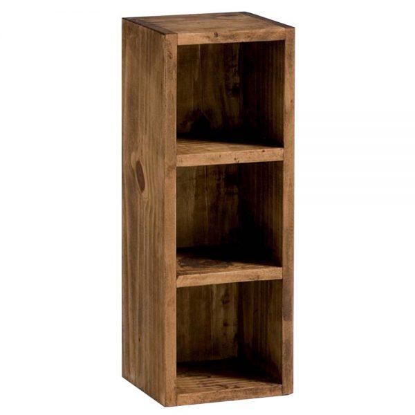 mueble porta CD de madera