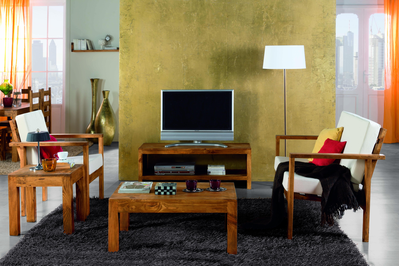 Mueble de madera r stico y colonial en alicante - Muebles salon alicante ...