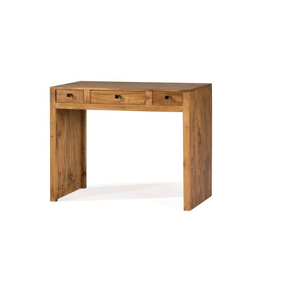 Escritorio r stico 35151 myoc f brica de muebles - Escritorios rusticos de madera ...