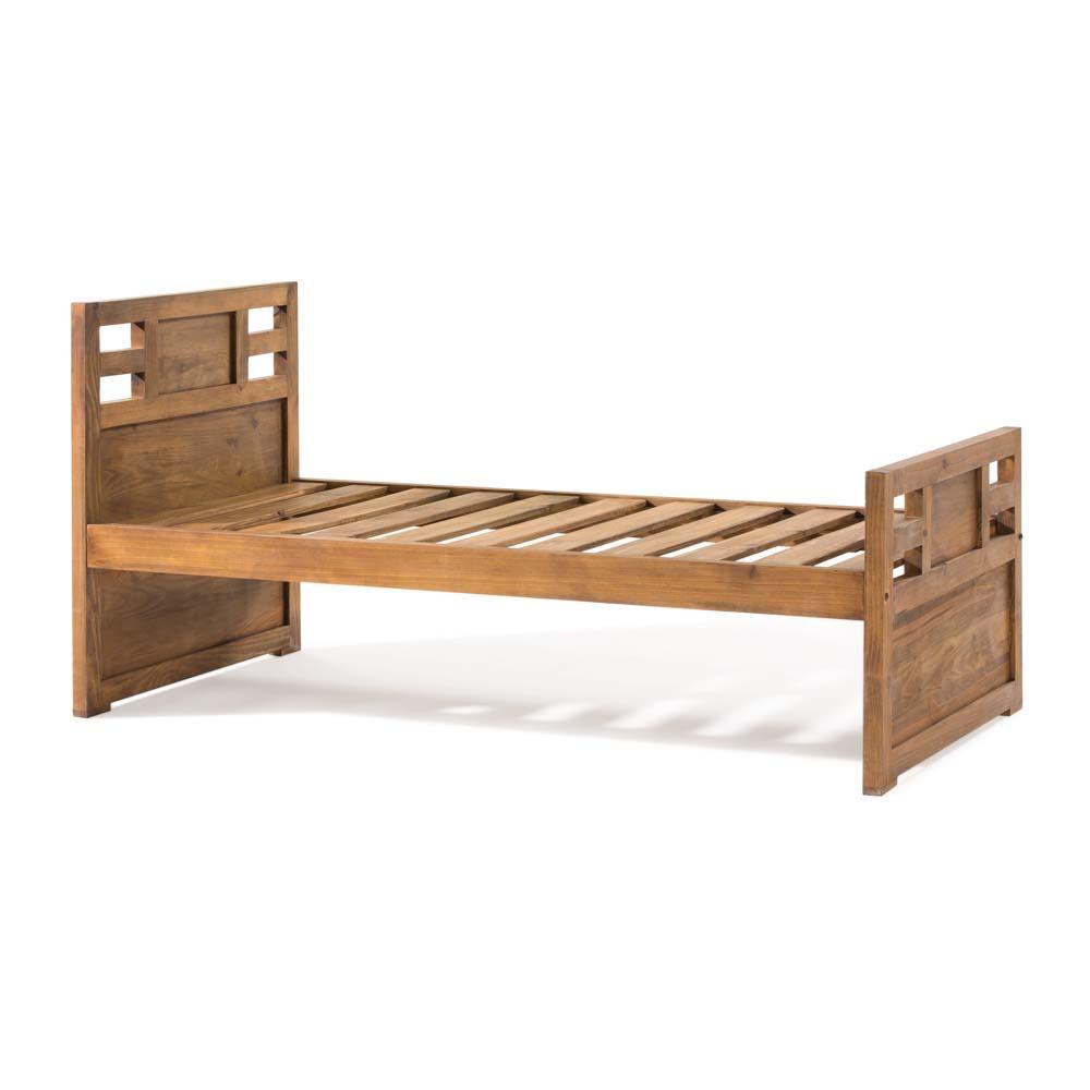 Cama r stica myoc f brica de muebles r sticos 100 - Fabrica de muebles en madera ...