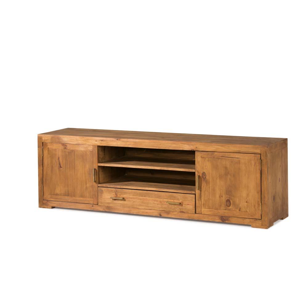 mueble de televisión de mdera