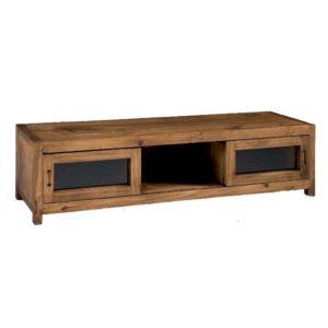mesa televisión rústica