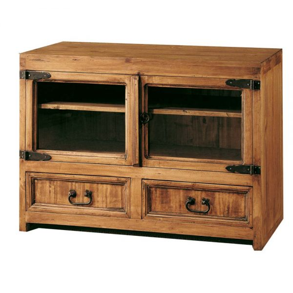 mesa televisión madera