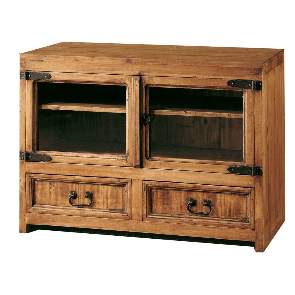 C moda televisi n r stica 45252 myoc f brica de muebles for Muebles baratisimos online