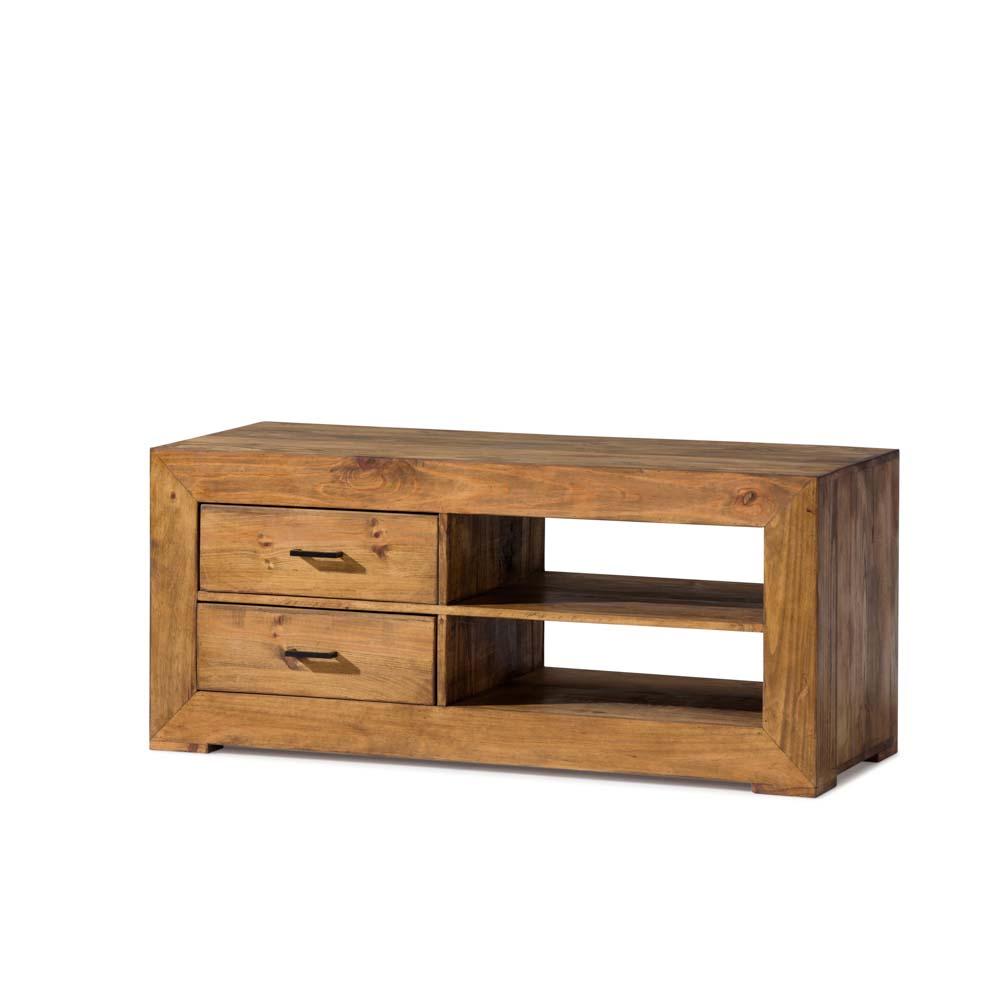 C moda tv r stica 50254 myoc f brica de muebles for Fabricas de muebles de madera