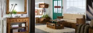 muebles rústicos