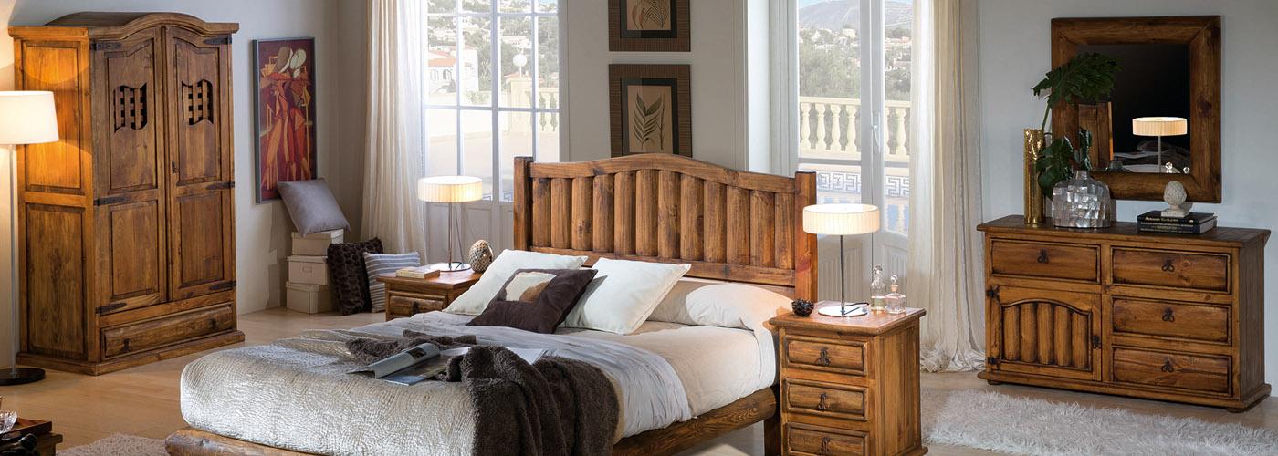 Dormitorios - Espejos - Armarios - Escritorios